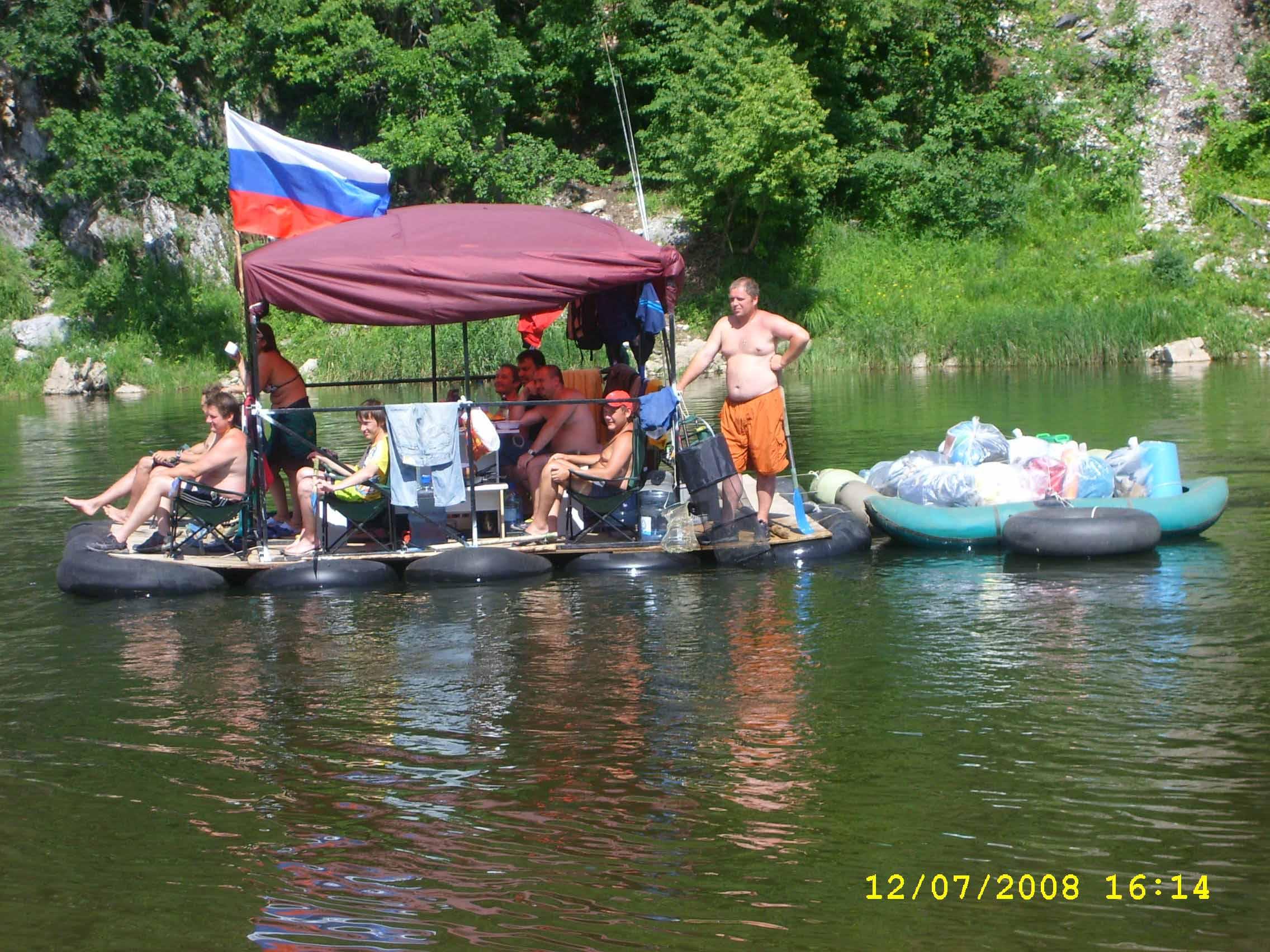 уфимские лодки 1 местные
